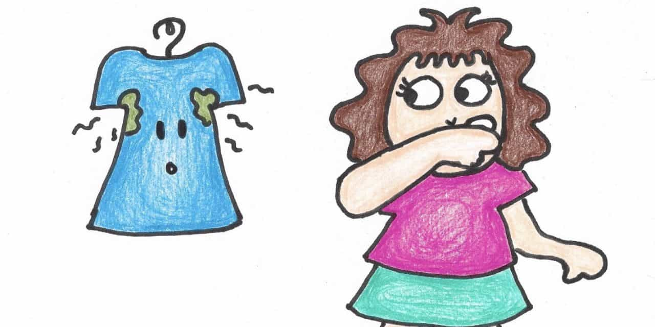 Our Time-Tested Hack on How to Remove Armpit Odor from Shirts